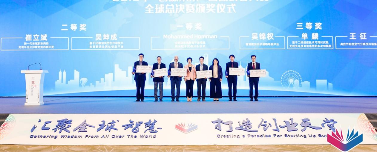 ACIES Ventures Organise Suzhou Venture Contest