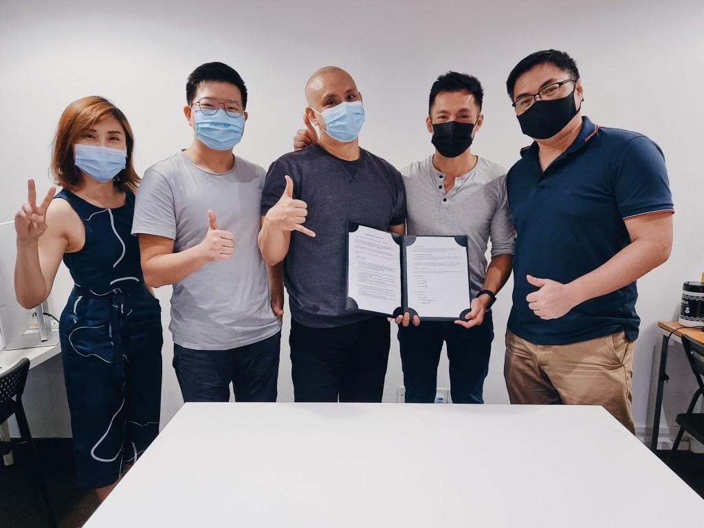 ACIES Ventures | ACIES and Rescale Labs sign MoU